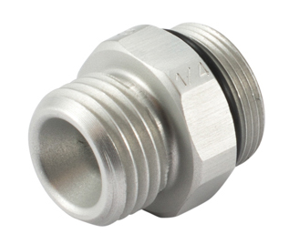 Threaded connector 1/4""