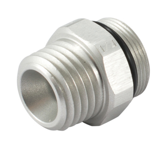 "Threaded connector 1/4""NPT"