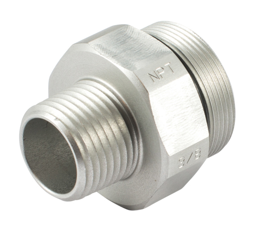 "Threaded connector 3/8""NPT"