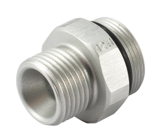 Threaded connector M12x1